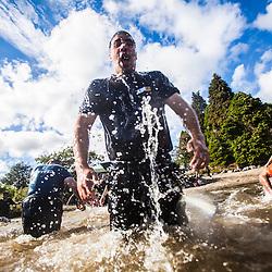 Krav Island 2014, water session