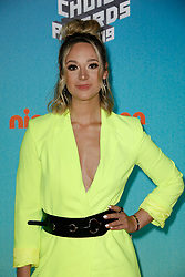 March 23, 2019 - Los Angeles, CA, USA - LOS ANGELES, CA - MARCH 23: Alisha Marie attends Nickelodeon's 2019 Kids' Choice Awards at Galen Center on March 23, 2019 in Los Angeles, California. Photo: CraSH for imageSPACE (Credit Image: © Imagespace via ZUMA Wire)