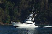 Saltwater Fishing Boat Stock Photos