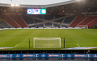 Football - 2019 Betfred Scottish League Cup Final - Celtic vs. Rangers<br /> <br /> A general view of Hampden Park, Glasgow.<br /> <br /> COLORSPORT/BRUCE WHITE