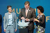 Koning Willem Alexander opent Nationaal Museum Sophiahof