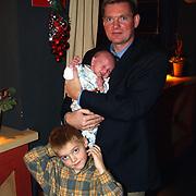 Man Marisca van Kolk Knut Jacobsen met kinderen