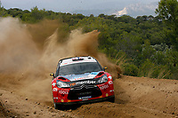 MOTORSPORT - WRC 2011 - ACROPOLIS RALLY - LOUTRAKI 16 TO 19/06/2011 - PHOTO : BASTIEN BAUDIN / DPPI - <br /> 11 PETTER SOLBERG (NOR) / CHRIS PATTERSON (GBR) - CITROËN DS3 WRC - PETTER SOLBERG WRT - ACTION