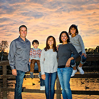 The Morley Ross Family