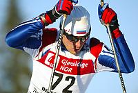 Langrenn, 22. november 2003, Verdenscup Beitostølen, Vassili Rotchev, Russland