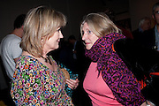 SUE CREWE; ROSIE BOYCOTT, Can we Still Be Friends- by Alexandra Shulman.- Book launch. Sotheby's. London. 28 March 2012.