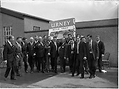1962 - Sales Representatives at Urney chocolates factory, Tallaght