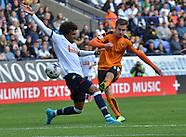 Bolton Wanderers v Wolverhampton Wanderers 120915