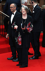 Dame Maggie Smith, BAFTA Celebrates Downton Abbey, Richmond Theatre, London UK, 11 August 2015, Photo by Richard Goldschmidt /LNP © London News Pictures.