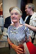 JOY FLEISHMAN, Tate Britain Summer Party 2009. Millbank. London. 29 June 2009