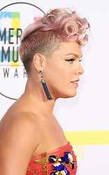 The 2017 American Music Awards at The Microsoft Theatre in Los Angeles, California on 11/19/17. 19 Nov 2017 Pictured: Pink. Photo credit: River / MEGA TheMegaAgency.com +1 888 505 6342