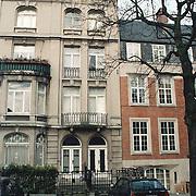 Huis Floris van Hövell van Wezefeld Molierelaan 254 Ukkel Belgie