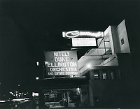 1955 Crescendo Nightclub