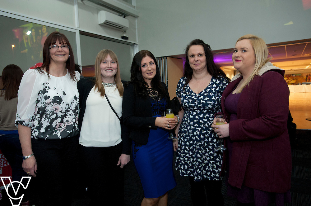 Lincolnshire Co-operative staff awards presentation evening.<br /> <br /> Date: February 11, 2015