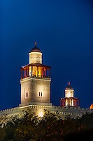 King Hussein Bin Talal Mosque, Amman, Jordan.