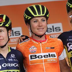01-09-2017: Wielrennen: Boels Ladies Tour: Weert: Annemiek van Vleuten