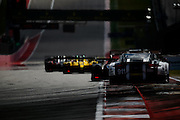 September 17, 2016: IMSA at Circuit of the Americas. #911 Patrick Pilet, Nick Tandy, Porsche North America, Porsche 911 RSR GTLM