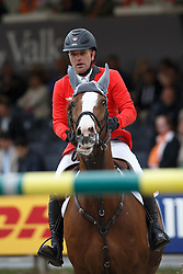 Rutschi Niklaus, (SUI), Windsor XV<br /> Furusiyya FEI Nations Cup™ presented by Longines<br /> CHIO Rotterdam 2015<br /> © Hippo Foto - Dirk Caremans<br /> 19/06/15