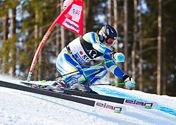 06.02.2011, Hannes-Trinkl-Strecke, Hinterstoder, AUT, FIS World Cup Ski Alpin, Men, Hinterstoder, Riesentorlauf, im Bild Ales Gorza (SLO) // Ales Gorza (SLO) during FIS World Cup Ski Alpin, Men, Giant Slalom in Hinterstoder, Austria, February 06, 2011, EXPA Pictures © 2011, PhotoCredit: EXPA/ J. Feichter