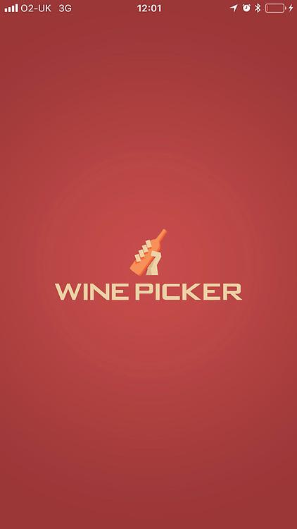 Screenshots of 'Wine Picker' app created by sommelier Julien Sahut.<br /> Picture by Daniel Hambury/@stellapicsltd 07813022858<br /> 24/04/2018