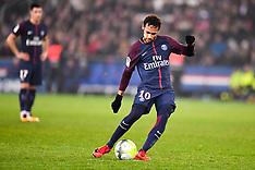 Paris SG vs Caen - 20 Dec 2017