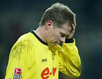 Fotball<br /> Bundesliga 2003/2004<br /> 30.01.2004<br /> Borussia Dortmund v Schalke 0-1<br /> Foto: Uwe Speck, Digitalsport<br /> NORWAY ONLY<br /> <br /> Stefan REUTER Dortmund