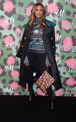Iman at KENZO x H&M.<br /> (NYC)