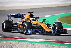 March 1, 2019 - Barcelona, Spain - the McLaren of Carlos Sainz during the Formula 1 test in Barcelona, on 01 March 2019, in Barcelona, Spain. (Credit Image: © Joan Valls/NurPhoto via ZUMA Press)