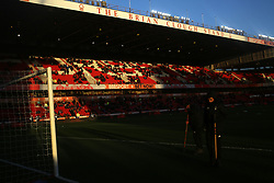 07 January 2018 FA Cup 3rd round - Nottingham Forest v Arsenal - a general view of the City Ground.<br /> (photo by Mark Leech)