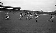 Intermediate Hurling Final at Croke Park, Carlow v London..09.09.1962