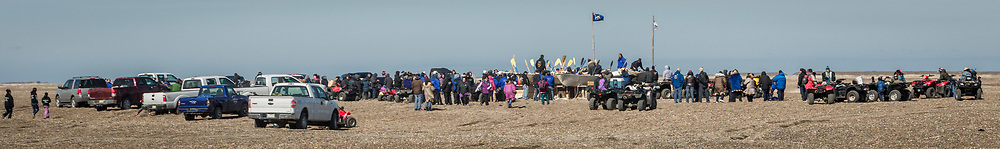 Unagsiksiksauq (Clan Boat Celebration), Qagruq (Whaling Feast), Point Hope, The Purchase Centennial Poject
