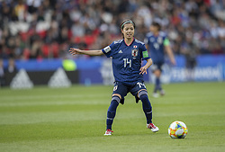 Yui HASEGAWA (JPN) in action during the match of 2019 FIFA Women's World Cup France group D match between Argentina andJapan, at Parc des Princes on June 10, 2019 in Paris, France. Photo by Loic BARATOUX/ABACAPRESS.COM