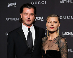 2018 LACMA ART+FILM Gala. 03 Nov 2018 Pictured: Sophia Thomalla, Gavin Rossdale. Photo credit: Jaxon / MEGA TheMegaAgency.com +1 888 505 6342