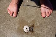 Santa Cruz de Cabralia_BA, Brasil...Praia de Santo Antonio em Santa Cruz de Cabralia, Bahia...The Santo Antonio beach in Santa Cruz de Cabralia, Bahia...Foto: LEO DRUMOND / NITRO