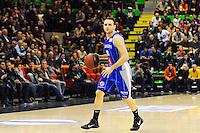 Remi Lesca - 29.11.2014 - Lyon Villeurbanne / Chalon Reims - 10e journee Pro A<br /> Photo : Jean Paul Thomas / Icon Sport