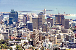CAPE TOWN. 171212. The City of Cape Town, cbd. Picture Henk Kruger/African News Agency