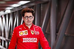 May 23, 2019 - Monte Carlo, Monaco - Motorsports: FIA Formula One World Championship 2019, Grand Prix of Monaco, ..Mattia Binotto (ITA, Scuderia Ferrari Mission Winnow) (Credit Image: © Hoch Zwei via ZUMA Wire)