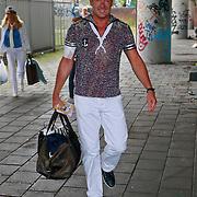 NLD/Amsterdam/20110806 - Canalpride Gaypride 2011, Gerard Joling