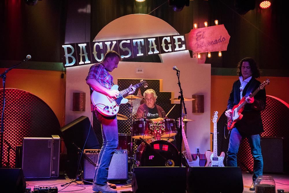 El Mercado Backstage, Austin, TX