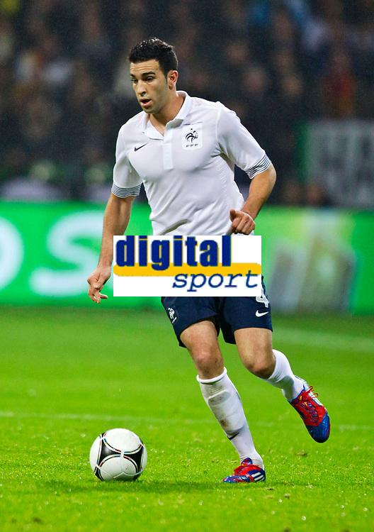 FOOTBALL - FRIENDLY GAME 2011/2012 - GERMANY v FRANCE  - 29/02/2012 - PHOTO DPPI - ADIL RAMI (FRA)