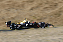 September 14, 2018 - Sonoma, California, United Stated - JAMES HINCHCLIFFE (5) of Canada takes to the track to practice for the Indycar Grand Prix of Sonoma at Sonoma Raceway in Sonoma, California. (Credit Image: © Justin R. Noe Asp Inc/ASP via ZUMA Wire)