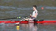 Caversham  Great Britain.<br /> Jonathan JACKSON.<br /> 2016 GBR Rowing Team Olympic Trials GBR Rowing Training Centre, Nr Reading  England.<br /> <br /> Tuesday  22/03/2016 <br /> <br /> [Mandatory Credit; Peter Spurrier/Intersport-images]
