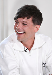 Louis Tomlinson attending the X Factor photocall held at Somerset House, London. Photo credit should read: Doug Peters/EMPICS