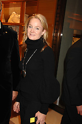 KADEE ROBBINS at a reception to launch the 2007 Louis Vuitton Christmas windows in collaboration with Central Saint Martins College of Art & Design held at 17-18 New Bond Street, London W1 on 7th November 2007.<br /><br />NON EXCLUSIVE - WORLD RIGHTS