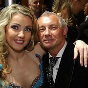 Premiere Songfestival in Concert, Brigitte Nijman en Ronald Kolk