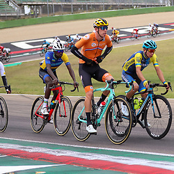 27-09-2020: wielrennen: WK weg mannen: Imola <br /> Pascal Eenkhoorn27-09-2020: wielrennen: WK weg mannen: Imola