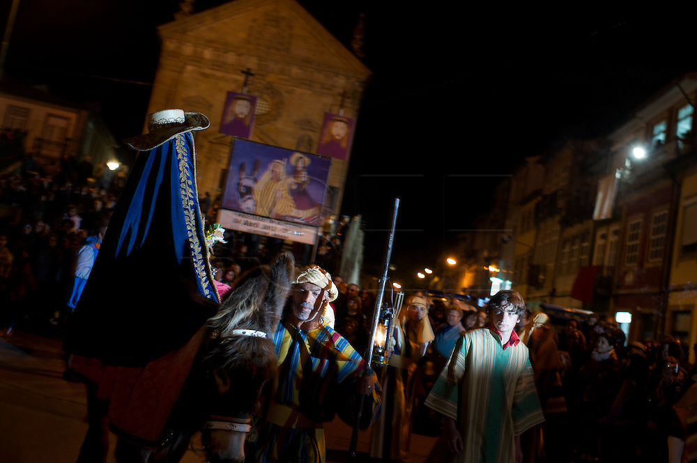 Easter Celebration in Braga, the city has the biggest and more important celebration of the country