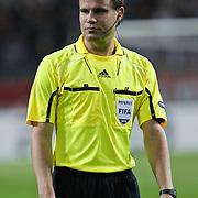 NLD/Amsterdam/20100928 - Champions Leaguewedstrijd Ajax - AC Milan, scheidsrechter Felix Brych