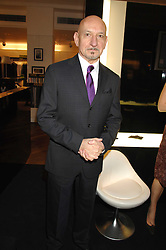 SIR BEN KINGSLEY at a party to celebrate the 5th anniversary of Grand Classics held at the Dom Perignon OEnotheque Bar at Harrods, Knightsbridge, London on 14th February 2008.<br />