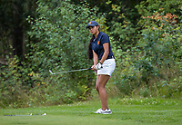 NUNSPEET  -  Carmen Gonzalez (Oranje B) , speler NGF Nationale selectie golf Nationale team,   COPYRIGHT KOEN SUYK